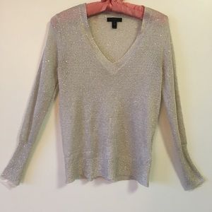 J. Crew sparking blouse